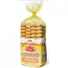 DiLeo Savoiardi - Savoyardy Biscuits, 400 g