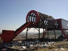 Мусоросортировочный комплекс,  мусоросортиров
