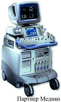Device ultrasonography GE Logiq 9 soft BT-03 of