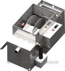 Automatic zhiroulovitel for restaurants