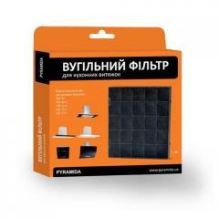 Фильтр угольный PYRAMIDA прямоугольный HES-HEF