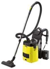 Vacuum cleaners of dry cleaning of the pro of