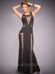 Вечернее платье в пол Артикул 9856