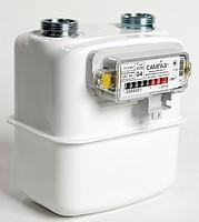 Счетчик газа бытовой САМГАЗ G-4, Счетчики газа