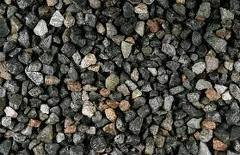 Crushed stone the 2-5th