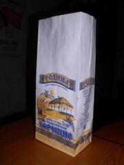 Пакеты бумажные под муку 0,5кг, 1кг, 2кг, 5кг