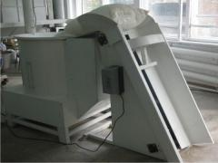 Опрокидыватель мешков автоматический