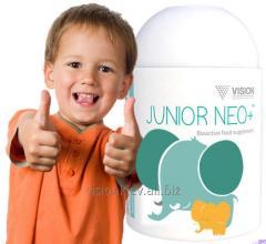 """Витамины """"Junior Neo+"""" - лучший витаминно-мин"""