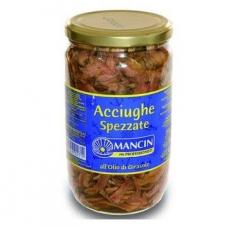 Acciughe ANCHOVY (720g)