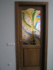 Doors interroom oak to order