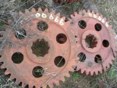 Cogwheel 303-4-3 (Z=37; m=18)