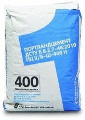 PTs cement __/B-Sh-400 packed up