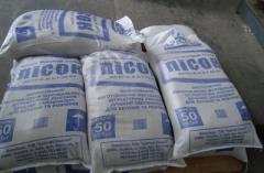 Sand in bags of 50 kg