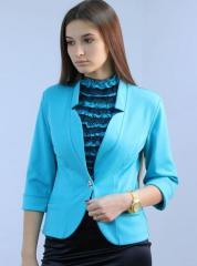 Пиджак классический на пуговице