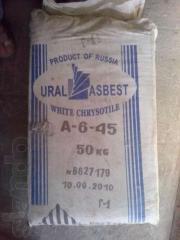 Асбест хризотиловый (ТУ 21-22-9, ТУ