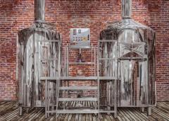 Мини-пивоварня 300, 500, 1000, 2000, 3000 л./день