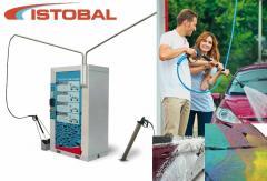 Мийка Самообслуговування модульного типу Istobal