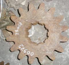 Cogwheel 303-1-17 (Z=16; m=18)