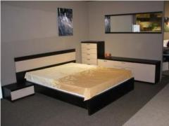 Beds wooden from the producer
