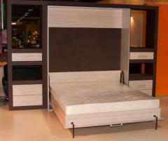 Folding beds wooden Kiev