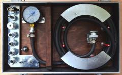 Прибор для измерения давления в пневматическо