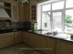 Kitchen furniture from the producer Kiev