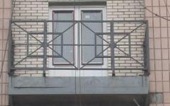 Решетки на окна и двери защитные металлически