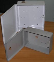 Короби металеві для електропроводок