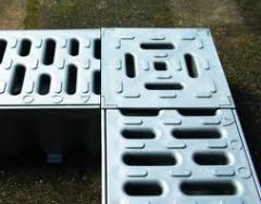 Drainage system. Systems are sewer. The sewer
