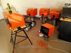 Пеллетная горелка 5-30 кВт