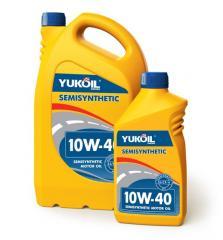 YUKOIL 4T (10W-40) oil
