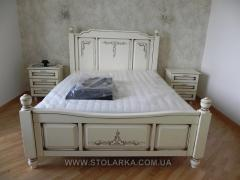Furniture in sleeping by individual orders