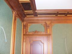 Ceilings from a natural tree to order