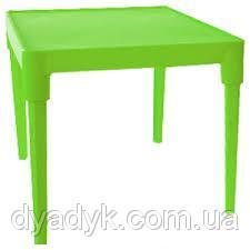 Стол детский Зеленый
