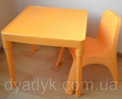 Стол детский Оранжевый