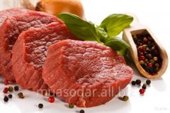 Мясо говяжье высшего сорта