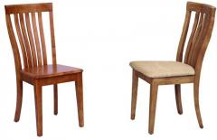 Production of chairs from a natural tree