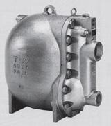 Pumps are condensate
