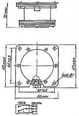 Сигнализаторы уровня сыпучести мембранные СУМ-1