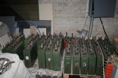 EEVK, ESVK, ESVP, ESPV condensers for increase of
