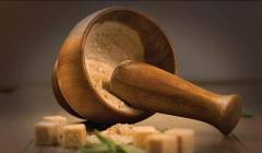 Посуда столовая деревянная 001