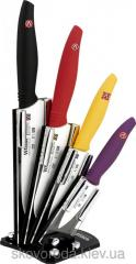 Set of knives of ceramic Vitesse VS-2722 (5