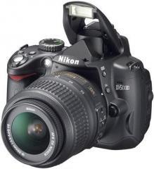 Зеркальный фотоаппарат Nikon D5000 Kit (AF-S DX