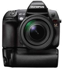 Зеркальный фотоаппарат Olympus E-3 Kit (12-60,