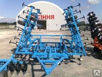 KGSh-8,4 cultivator with a skating rink