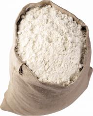 The powdered milk fat-free