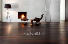 Massive flooring (solid parquet)