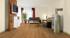 Oak parquet flooring board