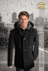 верхній одяг пальто