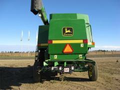 Combine harvester John Deere 9500